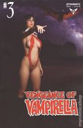 Vengeance of Vampirella (2019 Dynamite) 3D