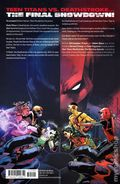 Teen Titans/Deathstroke The Terminus Agenda HC (2019 DC) 1-1ST