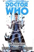 Doctor Who TPB (2016 Titan Comics) New Adventures with the Tenth Doctor 3-1ST