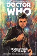 Doctor Who HC (2015-2017 Titan Comics) New Adventures with the Tenth Doctor 1-REP