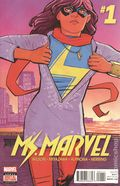 Ms. Marvel (2015 4th Series) 1A