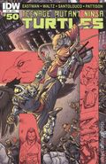 Teenage Mutant Ninja Turtles (2011 IDW) 50A