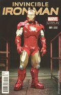 Invincible Iron Man (2015 2nd Series) 1B