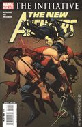 New Avengers (2005 1st Series) 31A