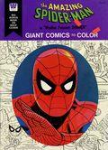 Amazing Spider-Man Giant Comics to Color (1976) Whitman 1642