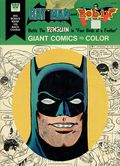 Batman Giant Comics to Color (1975) Whitman 1671