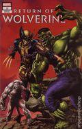 Return of Wolverine (2018 Marvel) 1UNKNOWN