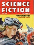 Science Fiction Stories (1955-1960 Columbia Publications) Pulp 3rd Series Vol. 6 #1
