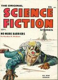 Science Fiction Stories (1955-1960 Columbia Publications) Pulp 3rd Series Vol. 6 #2