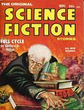 Science Fiction Stories (1955-1960 Columbia Publications) Pulp 3rd Series Vol. 6 #3