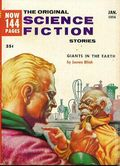Science Fiction Stories (1955-1960 Columbia Publications) Pulp 3rd Series Vol. 6 #4