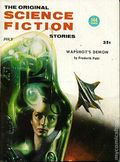 Science Fiction Stories (1955-1960 Columbia Publications) Pulp 3rd Series Vol. 7 #1