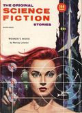 Science Fiction Stories (1955-1960 Columbia Publications) Pulp 3rd Series Vol. 7 #3