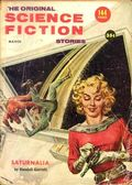 Science Fiction Stories (1955-1960 Columbia Publications) Pulp 3rd Series Vol. 7 #5