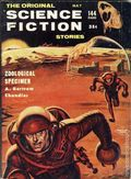 Science Fiction Stories (1955-1960 Columbia Publications) Pulp 3rd Series Vol. 7 #6