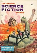 Science Fiction Stories (1955-1960 Columbia Publications) Pulp 3rd Series Vol. 8 #1