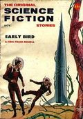 Science Fiction Stories (1955-1960 Columbia Publications) Pulp 3rd Series Vol. 8 #3