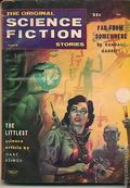 Science Fiction Stories (1955-1960 Columbia Publications) Pulp 3rd Series Vol. 8 #5