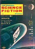 Science Fiction Stories (1955-1960 Columbia Publications) Pulp 3rd Series Vol. 8 #6