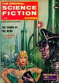 Science Fiction Stories (1955-1960 Columbia Publications) Pulp 3rd Series Vol. 8 #7