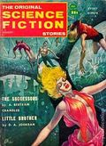 Science Fiction Stories (1955-1960 Columbia Publications) Pulp 3rd Series Vol. 9 #2