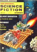 Science Fiction Stories (1955-1960 Columbia Publications) Pulp 3rd Series Vol. 9 #6