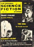 Science Fiction Stories (1955-1960 Columbia Publications) Pulp 3rd Series Vol. 10 #1