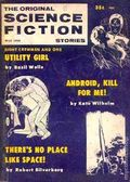 Science Fiction Stories (1955-1960 Columbia Publications) Pulp 3rd Series Vol. 10 #2
