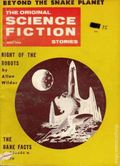 Science Fiction Stories (1955-1960 Columbia Publications) Pulp 3rd Series Vol. 10 #3