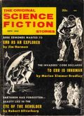 Science Fiction Stories (1955-1960 Columbia Publications) Pulp 3rd Series Vol. 10 #4