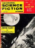 Science Fiction Stories (1955-1960 Columbia Publications) Pulp 3rd Series Vol. 10 #6