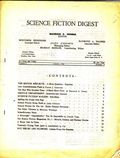 Fantasy Magazine (1932-1937 Science Fiction Digest) Fanzine Vol. 1 #2
