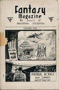Fantasy Magazine (1932-1937 Science Fiction Digest) Fanzine Vol. 2 #5