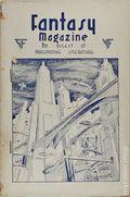 Fantasy Magazine (1932-1937 Science Fiction Digest) Fanzine Vol. 3 #2