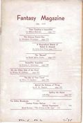 Fantasy Magazine (1932-1937 Science Fiction Digest) Fanzine Vol. 5 #2