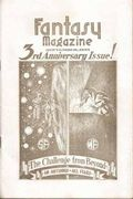 Fantasy Magazine (1932-1937 Science Fiction Digest) Fanzine Vol. 5 #4