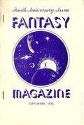 Fantasy Magazine (1932-1937 Science Fiction Digest) Fanzine Vol. 6 #4