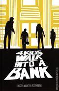 4 Kids Walk Into a Bank HC (2019 Black Mask) 1-1ST