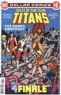 Dollar Comics Tales of the Teen Titans Annual (2019 DC) 3