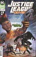 Justice League Odyssey (2018 DC) 16A