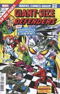 Giant-Size Defenders Facsimile Edition (2019 Marvel) 3
