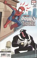 Spider-Man and Venom Double Trouble (2019 Marvel) 1F