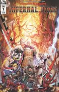 Dungeons and Dragons Infernal Tides (2019 IDW) 1A