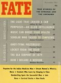 Fate Magazine (1948-Present Clark Publishing) Digest/Magazine Vol. 16 #11