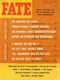 Fate Magazine (1948-Present Clark Publishing) Digest/Magazine Vol. 18 #10