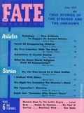 Fate Magazine (1948-Present Clark Publishing) Digest/Magazine Vol. 14 #7