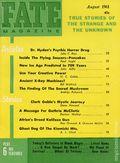 Fate Magazine (1948-Present Clark Publishing) Digest/Magazine Vol. 14 #8