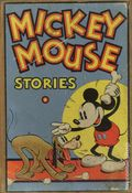 Mickey Mouse Stories (1934 David McKay Company) 2.HC