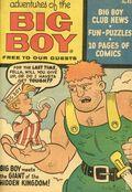 Adventures of the Big Boy (1957-1996 Webs Adv. Corp.) Restaurant Promo 45
