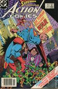 Action Comics (1938 DC) Canadian Price Variant 561